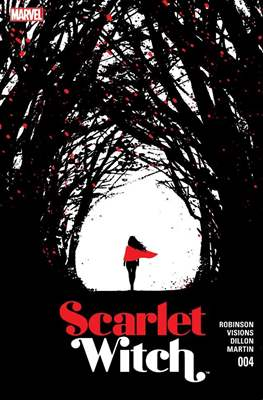 Scarlet Witch Vol. 2 (Comic Book) #4