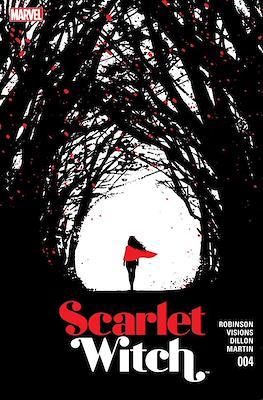 Scarlet Witch Vol. 2 #4