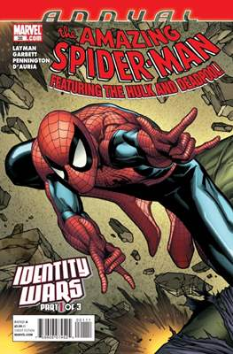 The Amazing Spider-Man Annual (Grapa, 48 págs.) #38