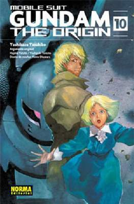 Mobile Suit Gundam. The Origin #10
