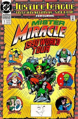 Justice League International Special vol. 1