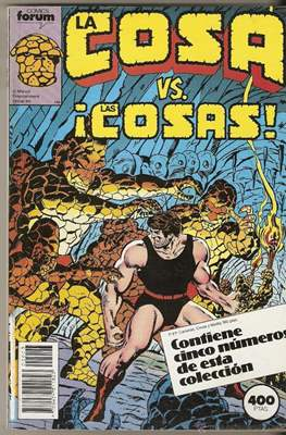 La Cosa (Tomo Retapado. Rústica) #3