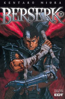 Berserk (Rústica con sobrecubierta) #27