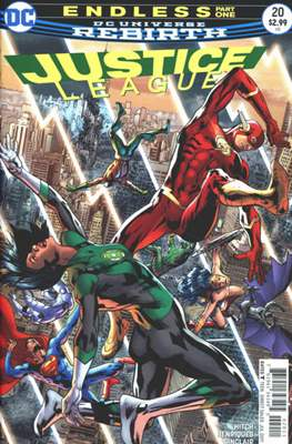 Justice League Vol. 3 (2016-2018) (Comic-book) #20