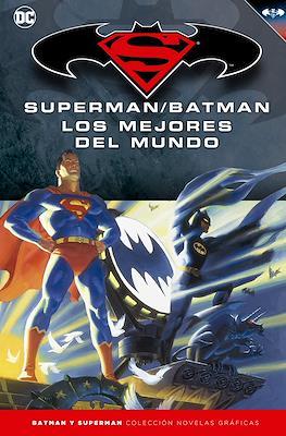 Batman y Superman. Colección Novelas Gráficas (Cartoné) #16