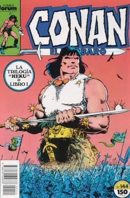 Conan el Bárbaro (1983-1994) (Grapa 24-36 pp) #144
