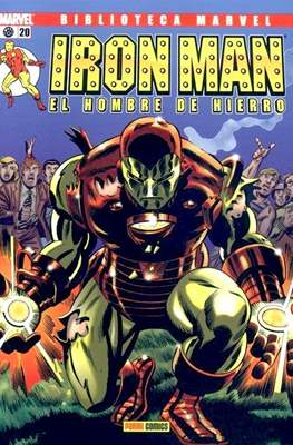 Biblioteca Marvel: Iron Man (2005-2008) (Rústica 160 pp) #20
