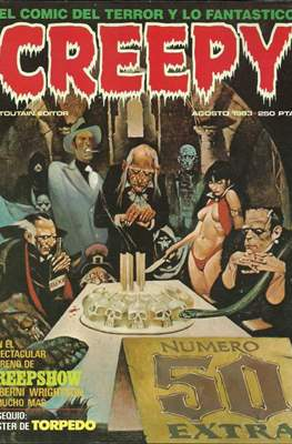 Creepy (Grapa, 1979) #50