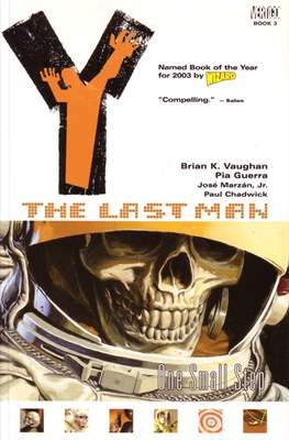 Y: The Last Man (Softcover 128-144-168 pp) #3