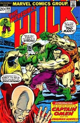 The Incredible Hulk Vol. 1 (1962-1999) (Comic Book) #164
