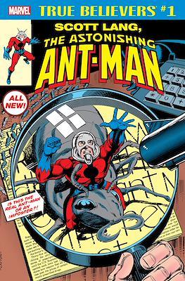 True Believers: Scott Lang, the Astonishing Ant-Man