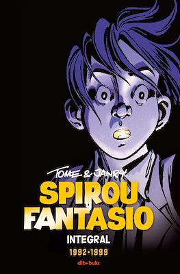 Spirou y Fantasio - Integral #16