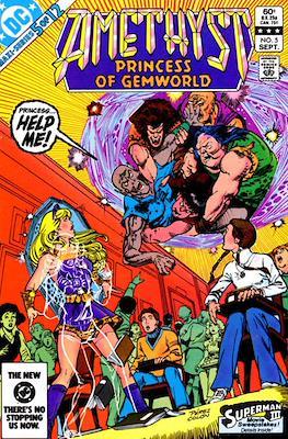 Amethyst, Princess of Gemworld Vol 1 #5