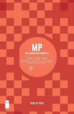 The Manhattan Projects (Comic-book) #13
