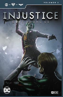 Coleccionable Injustice #3