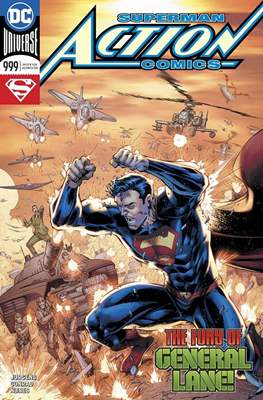 Action Comics Vol. 1 (1938-2011; 2016-) (Comic Book) #999