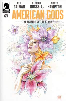 American Gods: The Moment of the Storm (Variant Cover) (Comic Book 32 pp) #5