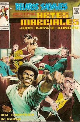 Relatos salvajes: Artes marciales Judo - Kárate - Kung Fu Vol. 1 #8