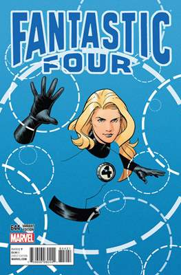 Fantastic Four Vol. 5 (Variant Cover) #644