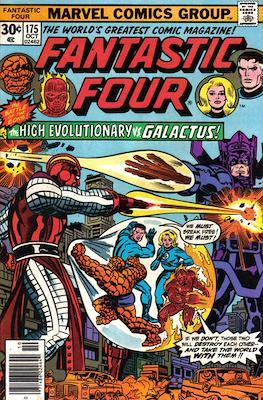 Fantastic Four Vol. 1 (1961-1996) (saddle-stitched) #175