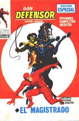 Dan Defensor Vol. 1 (1969-1974) (Rústica) #29