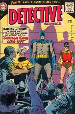 Detective Comics Vol. 1 (1937-2011; 2016-) (Comic Book) #328