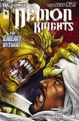 Demon Knights (2011-2013) (Digital) #5