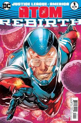 Justice League of America: The Atom Rebirth
