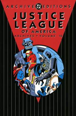 DC Archive Editions. Justice League of America #10
