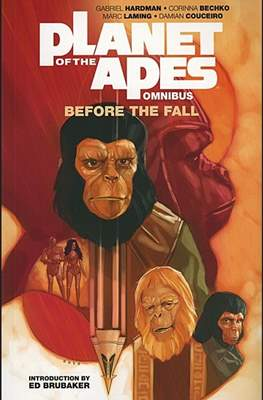 Planet of the Apes: Before the Fall - Omnibus