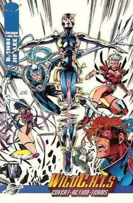 WildC.A.T.S Cover-Action-Teams