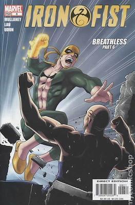 Iron Fist Vol. 4 (2004) (Comic Book) #6