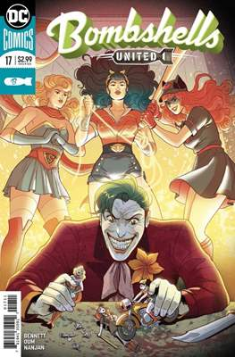 Bombshells United (2017) (Comic Book) #17