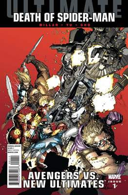 Ultimate Avengers vs. New Ultimates Vol. 1 (Comic-Book) #1