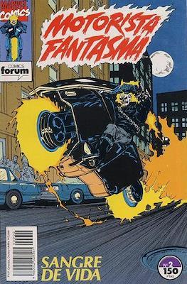 Motorista Fantasma (1991-1994) #2