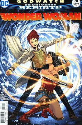 Wonder Woman Vol. 5 (2016-) (Comic book) #20