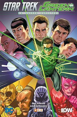 Green Lantern / Star Trek: La guerra espectral