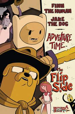 Adventure Time: The Flip Side (Variant Covers) #17