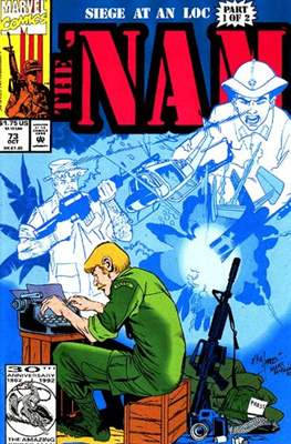 The 'Nam Vol 1 (Comic-book.) #73