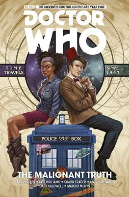 Doctor Who: The Eleventh Doctor (Hardcover) #6