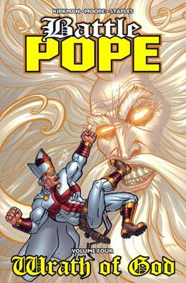 Battle Pope (2006-2007) #4