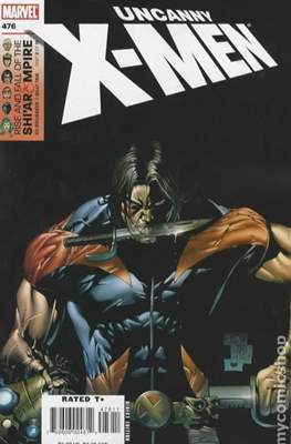 The Uncanny X-Men (1963-2011) (Comic-Book) #476