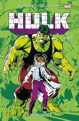 Hulk: L'intégrale (Cartonné) #7