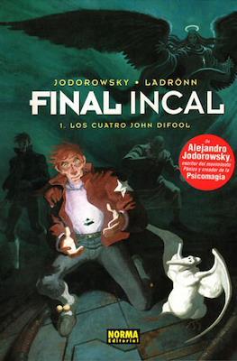 Final Incal (Cartoné 48 pp) #1