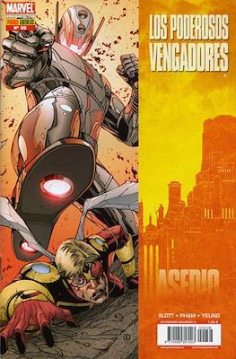 Los Poderosos Vengadores (2008-2011) (Grapa, 48 páginas.) #36