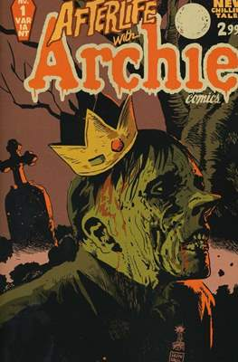 Afterlife with Archie (2013-2016 Variant Cover)