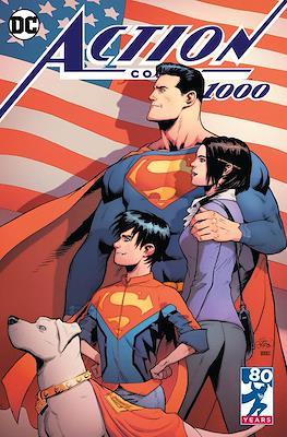 Action Comics Vol. 1 (1938-2011; 2016-... Variant Covers) (Comic Book) #1000.16