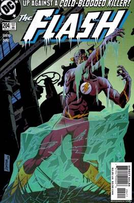 The Flash Vol. 2 (1987-2006) (Comic Book) #204