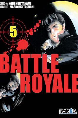 Battle Royale (Rustica con sobrecubierta) #5