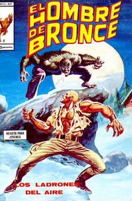 Doc Savage. El hombre de bronce #8